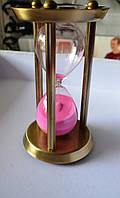 Песочные часы латунные - 30 минут