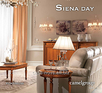 Гостиная SIENA - классика Camelgroup (снято с производства)