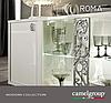Гостиная ROMA WHITE - мебель Modum Camelgroup