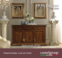Гостиная TREVISO - классика Camelgroup