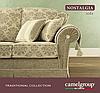 Итальянская мягкая мебель NOSTALGIA - классика Camelgroup