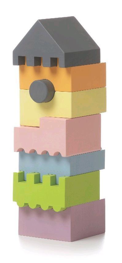 Пірамідка LD-3 (CUBіKA)