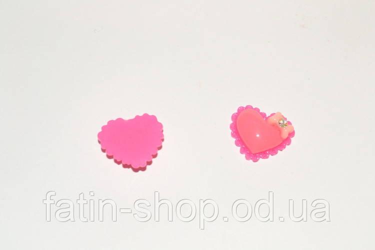 Декоративная серединка - Сердце