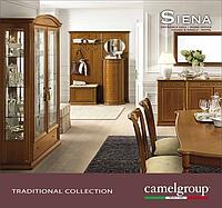 Итальянский прихожий гарнитур SIENA - классика Camelgroup (снято с производства)