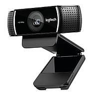 Веб-камера Logitech C922 Pro Stream (960-001088) оригинал Гарантия!