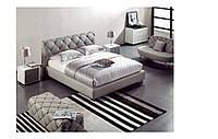 Кожаная кровать CAMILLA - мягкая кровать из кожи EuropeU