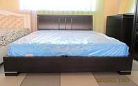 Кровать АМИНА, цвет венге - мебель Бучинский