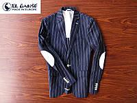Красивый и стильный мужской пиджак El Ganso. Испания.