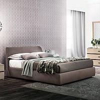 Кровать мягкая KLEO, эко нубук, TM Camelgroup