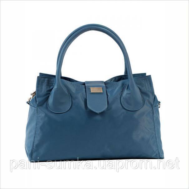 Дорожная, спортивная сумка - саквояж Epol 23602 малая синяя