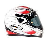 Фирменный шлем SUOMY  надежная защита головы  размер XS