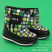 Детская зимняя термо обувь  Томм р. 27,28