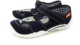 Детская текстильная обувь для мальчиков RenBut