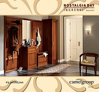 Мебель для прихожей коллекция NOSTALGIA - классика Camelgroup