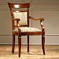 Полукресло стул с подлокотниками TREVISO DAY - классика Camelgroup