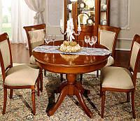 Стол круглый 110 с вставкой Торриани / TORRIANI - классика Camelgroup