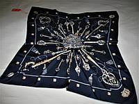Платок Hermes шелковый  можно приобрести на выставках в доме одежды Киев