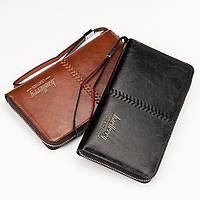 Мужское портмоне Baellerry Leather, кошелек Балери Лезер