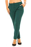 Ж5030  Женские укороченные брюки 50-56