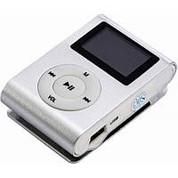 Плеер TOTO TPS-02 With display&Earphone Mp3 silver