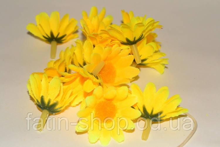 Головка ромашки.цв.Жовтий