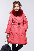 Зимняя детская куртка Мэгги, р-ры 28,30,32,34,36,38,40,42