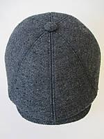 Мужские кепки восьмиклинки из пальтовой ткани., фото 1