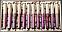 Набор из 12 жидких матовых помад Kylie Cosmetics Vacation Edition , фото 2