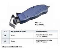Клещи для зачистки проводов TL-325 (wire stripping)