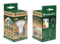 Лампа светодиодная ENERLIGHT R63 8Вт 4100K E27