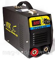 Инвертор ММА-320 ПРОФИ VITA в металлическом кейсе GOLD (MMA, TIG)