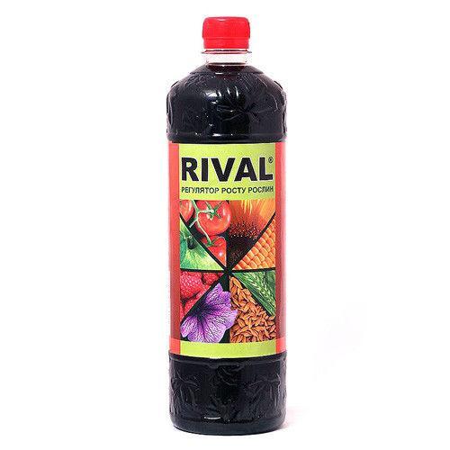 Добриво RIVAL Регулятор росту рослин 1 л Рівал Караван