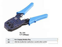 Клещи для обжима TL-315 8P6P4P (crimping tool)