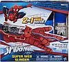 Бластер человека паука стреляющий паутиной и водой, Spider-Man Blaster Web Shooter, Hasbro из США