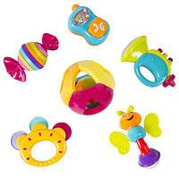 Набор погремушек Hola Toys 6 шт. (939A)