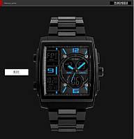 Мужские наручные часы SKMEI 1274 голубые, фото 1