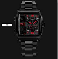 Мужские наручные часы SKMEI 1274 красные, фото 1