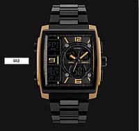 Мужские наручные часы SKMEI 1274 коричневые, фото 1