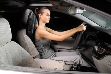 Массажная подушка в автомобиль