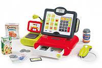 Детская касса со сканером и сенсорным экраном Smoby 350102