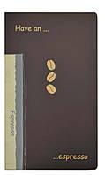 "Визитница на 120 визиток ""Coffee break"" L5711 ТМ LEO"