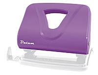 Дырокол 20 листов пластик  D1220-12 фиолетовый ТМ Datum