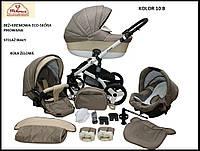 Универсальная коляска 2в1 Mikrus Cruiser New 10B