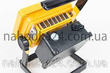 Переносной фонарь Hurry bolt 204  светодиодный прожектор 100W на 3 аккумулятора, фото 2