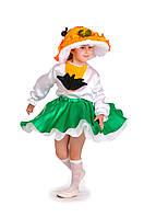 """Детский костюм грибочек """"Лисичка девочка"""", рост 110-120"""
