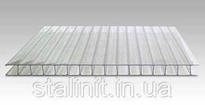 Сотовый поликарбонат Berolux d=6 мм