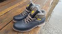 Мужские  зимние кожаные ботинки Timberland Anser