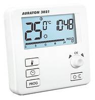 AURATON 3021 терморегулятор недельный проводной