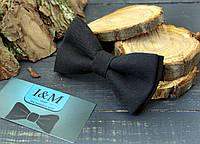 Галстук-бабочка I&M (00087) черный