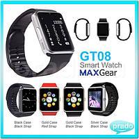 Smart watch GT08 Умные часы с Sim картой